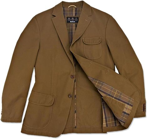 Barbour Correspondent Jacket