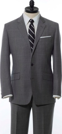 Brooks Brothers Mad Men Suit